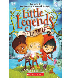 guided reading level for the spell thief little legends