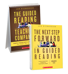 The Next Step Forward in Guided Reading and The Guided Reading Teacher's Companion