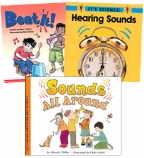Scholastic Trio Individual Theme Unit Set 2, Science - Sound, Grades 2-3