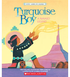 Native American Legends: Turquoise Boy