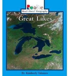 Rookie Read-About® Geography—Bodies of Water: Great Lakes