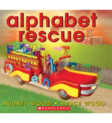 Alphabet Adventures: Alphabet Rescue