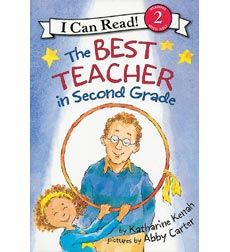 The Best in Second Grade: The Best Teacher in Second Grade