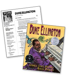 Duke Ellington - Literacy Fun Pack Express
