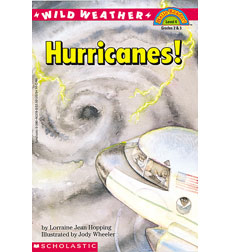 Hello Reader!® Science Level 4: Wild Weather: Hurricanes!