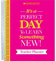 teacher inspiration planner by