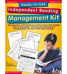 Ready-to-Use Independent Reading Management Kit: Grades 2–3