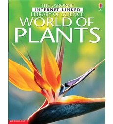 Usborne Library of Science: World of Plants