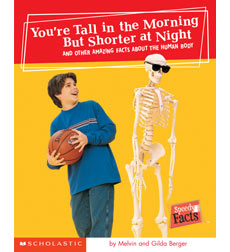 Speedy Facts: You're Tall In the Morning But Shorter At Night