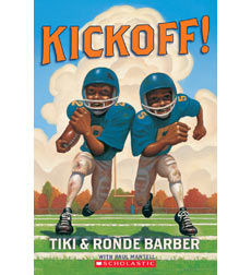 Tiki and Ronde Barber: Kickoff!