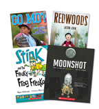 50/50 Fiction/Nonfiction Grades 3–4