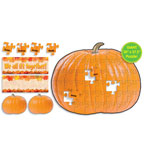 Pumpkin Puzzle Bulletin Board
