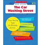 Scholastic Book Guides: The Car Washing Street