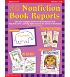30 Nonfiction Book Reports