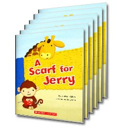 Guided Reading Set: Level E – A Scarf for Jerry