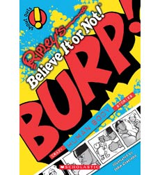 Ripley's Shout Outs: Burp!