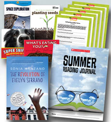 My Books Summer Grade 7 Nonfiction Focus (5 Books)