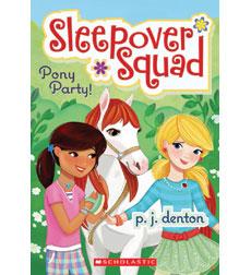 Pony Party 9780545751483