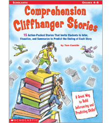 Comprehension Cliffhanger Stories