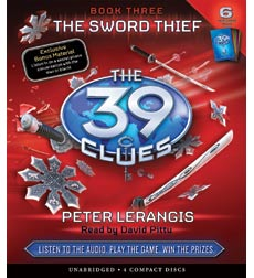 39 Clues, The Book Three: The Sword Thief