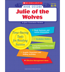 Scholastic Book Guides: Julie of the Wolves