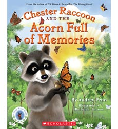 a kissing hand for chester raccoon pdf