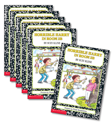 Guided Reading Set: Level L - Horrible Harry in Room 2B by