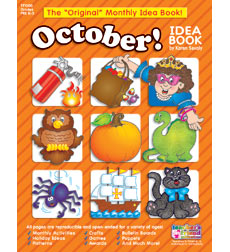 October Idea Book 9780439503785