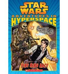 Star Wars: Adventures In Hyperspace #1 9780545213585