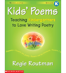 Kids' Poems: Kindergarten
