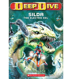 Deep Dive: Silda the Electric Eel