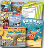My Books Summer Grade 2 Nonfiction Focus (5 Books)