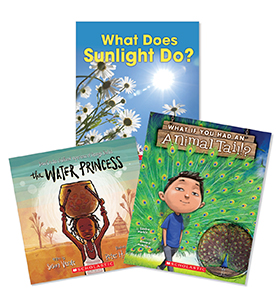 NonFiction Library Grade 1