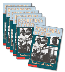 Guided Reading Set: Level U – Rosa Parks: My Story