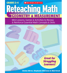 Reteaching Math: Geometry & Measurement