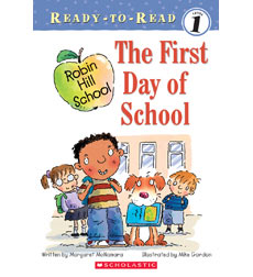 Robin Hill School: The First Day of School