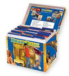 Brain Bank Grade 5 Social Studies - Box 1