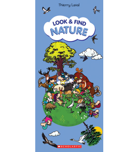 Look & Find Nature