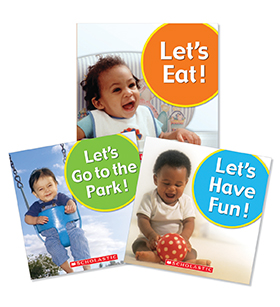 Let's Go! Board Books Grade PreK