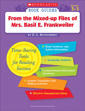 Book Guide: Mixed-Up Files of Mrs. Basil E. F...
