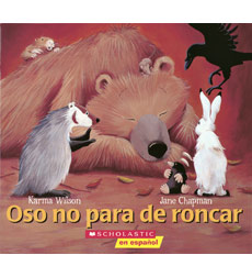 Oso No Para de Roncar/Bear Snores On