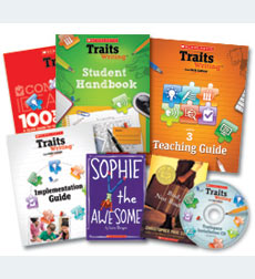 Traits Writing Complete Set Grades K-8