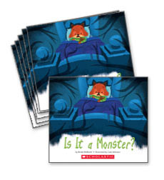 Guided Reading Set: Level G – Is it a Monster?