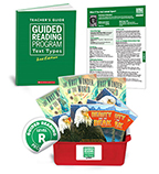 Guided Reading Text Types: Level R