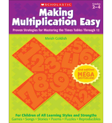 Making Multiplication Easy (2nd Edition)