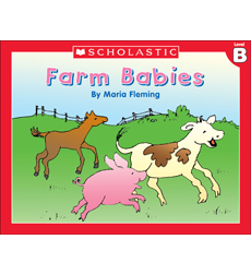 Little Leveled Readers: Farm Babies (Level B)