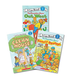 CLEARANCE: Berenstain Bears Ages 4-6