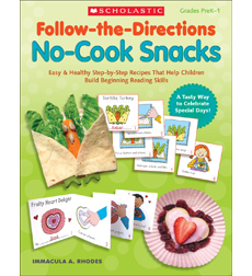 Follow-the-Directions: No-Cook Snacks