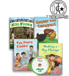 Leveled Math Readers Grades 3-5 Complete Set