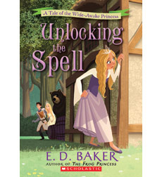 Tales of The Wide-Awake Princess: Unlocking the Spell